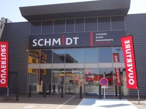 Une nouvelle enseigne SCHMIDT à Brive-la-Gaillarde