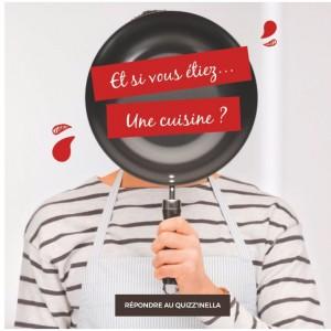 Un nouveau site web pour la marque Cuisinella !