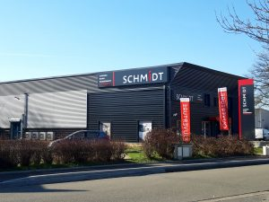 Ouverture d'un nouveau magasin Schmidt !