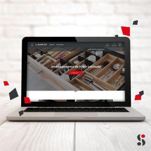 Schmidt lance son site e-commerce